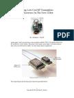 CDbots RF Modules