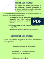 Analisis de Stocks