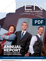 Open For Business Magazine - December11/January 12 Issue