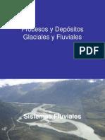 9 Procesos y Depositos Glaciales y Fluviales