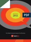 SapientNitro Insights 2012