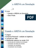 Simulação - Aula 1 Arena