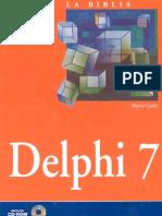 La Bibilia de Delphi 7 a