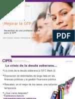 Mejorar la GFP
