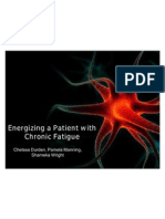 Energizing a Patient With Chronic Fatigue