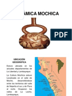 EXPOSICION ceramica mochica