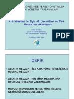 Atik_Yonetimi Ab Direktifleri