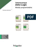 Zelio Logic-moduly Programowalne-Inst Uzyt