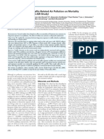 an analysis of an air pollution report Contents research report 123 time-series analysis of air pollution and mortality: a statistical review francesca dominici department of biostatistics, bloomberg school of public health.