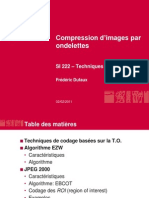 Compression Images Par Ondelettes