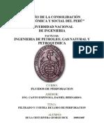 Filtrado y Costra de La Cruz Rivera