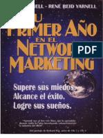 Su Primer Ano en El Network Marketing - Mark Sharnell