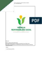 Premio IIA Responsabilidad Social 2011