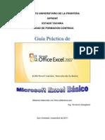 Guía de Excel Básico 2011