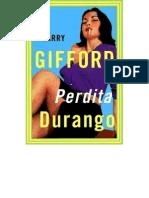 Perdita Durango - Barry Gifford