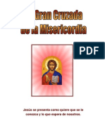 LA GRAN CRUZADA DE LA MISERICORDIA