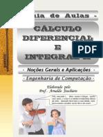 CÁLCULO II  -  Engenharia de Computação  -  PDF