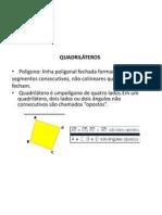 Quadrilateros Slides