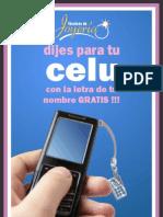 Dijes Para Celu PDF