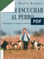 recetario ilustrado de ejercicios para terapia y actividades asistidas con perros