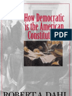 Dahl, Robert - How Democrati is the American Constitution