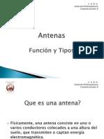 """tipos de antena, su origen y su funciones...CURN...""""ponzio"""""""