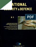 Nationa Security & Defence 2009 no. 6