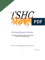 TSHC Manual