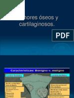 Tumores óseos y cartilaginosos