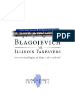 Blagojevich vs. Illinois Taxpayers