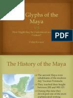 6-The Glyphs of the Maya- Final Draft