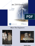 Wind Power Proposal (Mate Sophomore Series)
