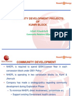 NHEPL Community Development