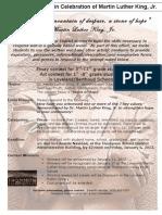 MLK Constest Guidelines 2012