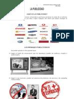 LITERATURA Y PUBLICIDAD