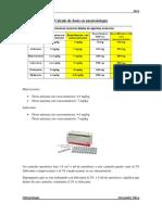 Anestesiologia - Calculo de Dosis & Clasificacion ASA Dental