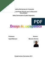 La Constitución como fuente directa del Derecho Venezolano