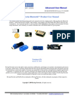 Roving Networks Bluetooth™ Product User Manual