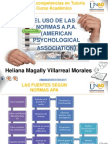 Tutorial Normas Apa_heliana Villarreal