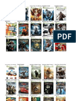 Lista Xbox 360