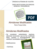 Almidones Modificados