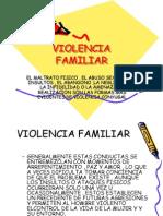 Violencia Familiar Para Mujeres