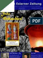Die Erste Eslarner Zeitung, Ausgabe 12.2011