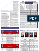 Voter Guide 3hd 2008