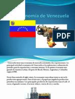 La Economía de Venezuela