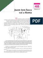 por2g48  Material de Estudo Telecurso 2000 Língua Portuguesa - Ensino Médio (2º grau)