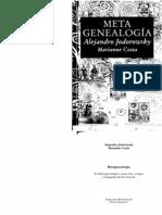 Alejandro Jodorowsky - Metagenealogía