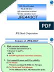 JFE443CT英文