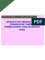 8 Lesson Study
