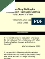 Castl Lesson Study